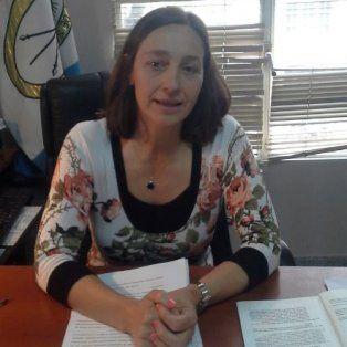 La magistrada. La jueza Babaya buscó evitar un prejuzgamiento.