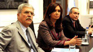 De Vido, Cristina y López están señalados por haber beneficiado a Lázaro Báez con la obra pública.