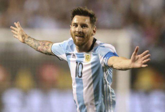 Clave. Messi no jugó en las últimas fechas de eliminatorias y Argentina lo sufrió.