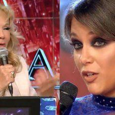 Soledad Silveyra y su terrible cruce con Barbie Vélez en Bailando por un Sueño