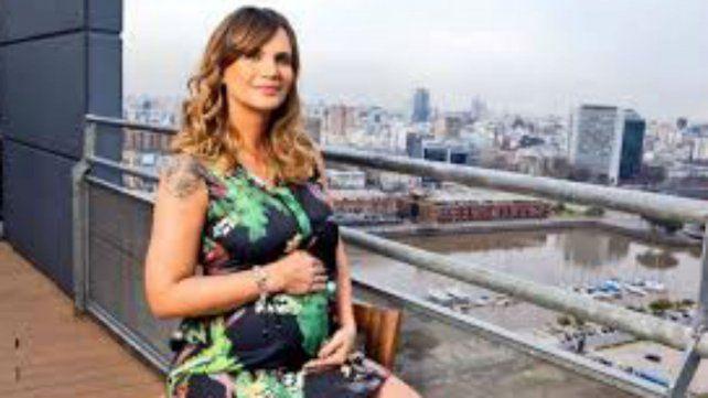 Amalia Granata mostró en las redes sociales una ecografía 4D de su bebé