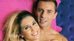 Cinthia Fernández y Matías Defederico parecen haber superado una nueva crisis.