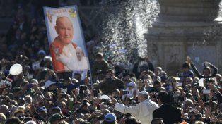 Santo. El Papa