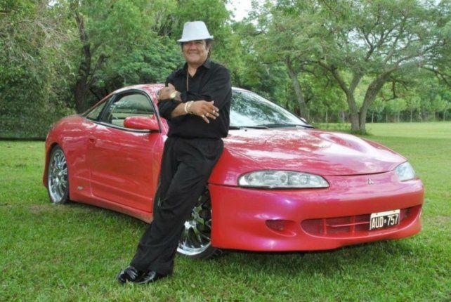 Raúl Beto Basimiani o El señor de la cumbia está preso en Coronda