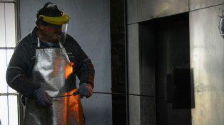La cremación, una alternativa en alza