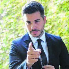 Conductor. Nicolás Magaldi.