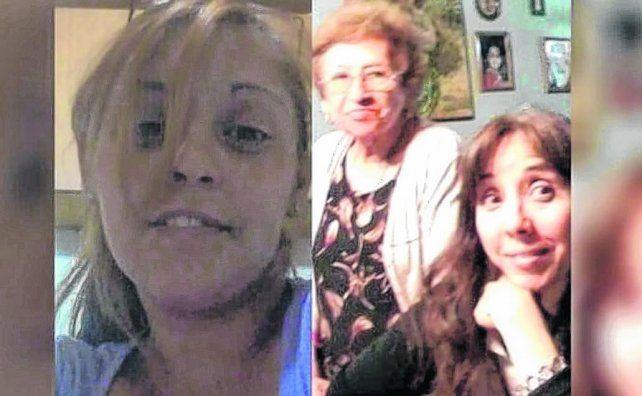 Las víctimas. Claudia Arias