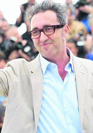 El cineasta italiano.