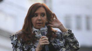 Cristina dice que el gobierno de Mauricio Macri manipula los números del Indec