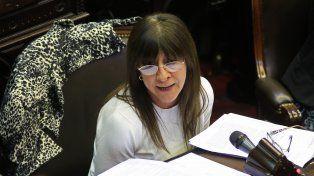 Nuestros economistas nos dicen que la Argentina no saldrá adelante con estas políticas, alertó la diputada.