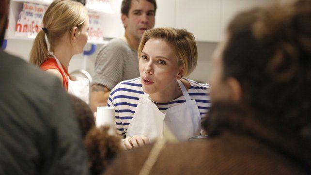 ¿Quién es la vendedora de pop corn más linda de París?