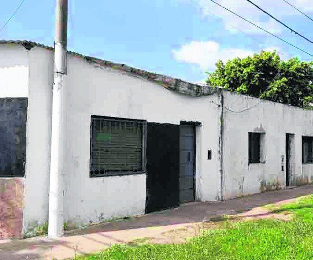 Viamonte 5390. La casa es de los herederos de Daniel y Ernesto González.