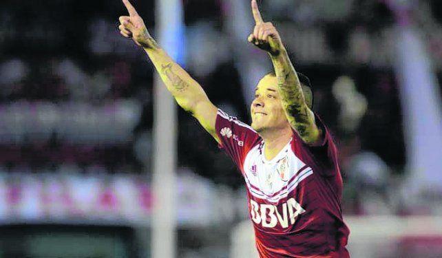 Goleador. Andrés DAlessandro jugó 30 minutos ante Rafaela y marcó de tiro libre.