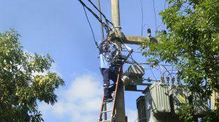 Los técnicos de la EPE realizarán tareas de mantenimiento.