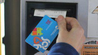 Los usuarios del transporte que no puedan recargar las tarjetas podrán viajar gratis