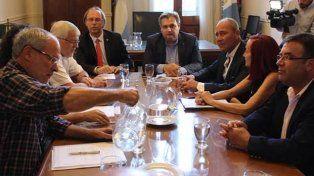 El ministro de Gobierno Pablo Farías dijo que no hay previsiones de conflicto social para fin de año.