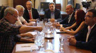 El ministro de Gobierno, Pablo Farías, dijo que no hay previsiones de conflictos para fin de año.