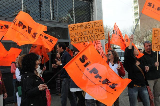 Hospitales y centros de salud provinciales se verán afectados el viernes por un paro del Siprus
