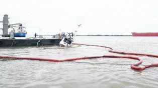 Turbia. Un derrame de hidrocarburos obligó a parar la planta potabilizadora.