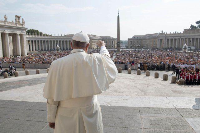 Líder de la iglesia. Francisco aprobó el texto en una audiencia de marzo pasado y dispuso que sea divulgado ayer.