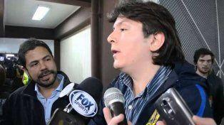 el vice de central paro el sorteo del arbitro de la copa argentina para analizar el bolillero