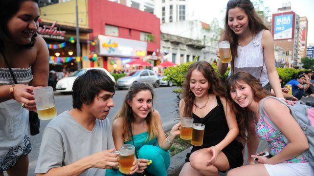 Todo listo para el lanzamiento de la 5ª edición de la Fiesta de la Cerveza en Paseo Pellegrini