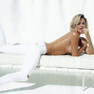 La coreógrafa cuenó los secretos de su nueva figura en la revista Caras.