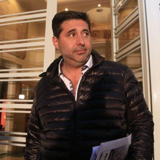 El presidente de Boca, Daniel Angelici, criticó a lo dirigentes de Central por haber cuestionado las bolillas.