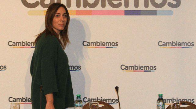 La gobernadora Vidal aseguró que el incidente no se trata de una situación excepcional