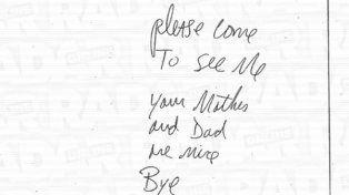 Una mujer mostró cartas que Michael Jackson le habría mandado cuando ella era menor