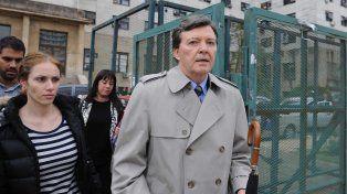 En tribunales. Milani dijo que lo persiguen por haber apoyado un modelo nacional y popular.