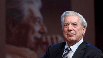 Vargas Llosa, Nobel de Literatura 2010.