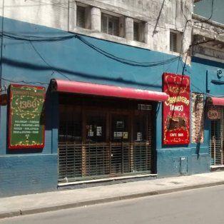 El espacio cultural ubicado en Corrientes al 1300.