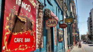 El titular de La Chamuyera, Juan Manuel Gatti, dijo que son frecuentes los ataques a los clientes del local.