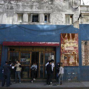 El bar cultural donde atacaron con un botellazo a la joven Daiana.