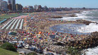 Carito. Mar del Plata en enero