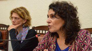Quieren proscribir al kirchnerismo, denunció la edila Norma López.