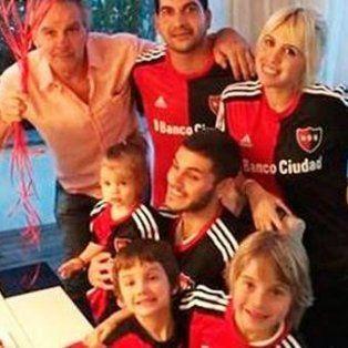 Para su cumpleaños, Mauro tuvo un festejo sencillo y bien leproso.
