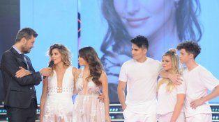 Lali le confesó a Tinelli una propuesta muy especial que le hizo Ricky Martin
