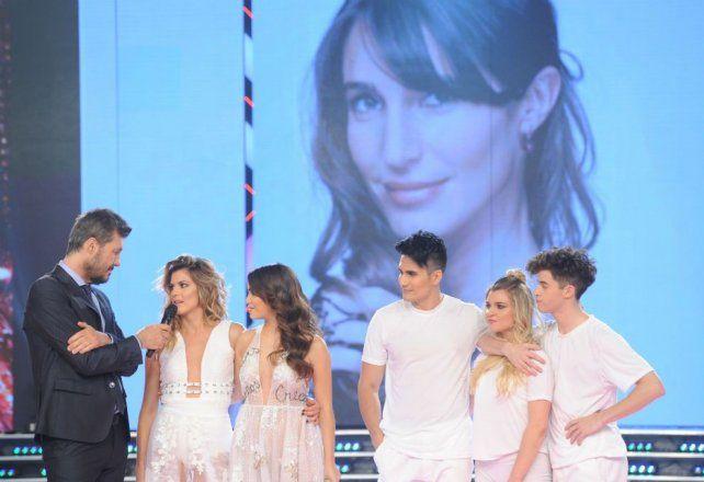 Emocionante homenaje a Cris Morena de María Del Cerro y Lali Espósito en el Bailando
