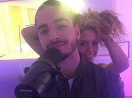 Maluma y Shakira grabaron juntos el tema Chantaje.