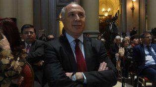 El titular de la Corte Suprema, Ricardo Lorenzetti, destacó la importancia de las causas por corrupción.