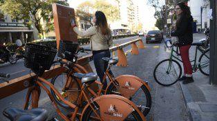 Los rodados de Mi bici, tu bici, estarán disponibles desde las 18, en forma gratuita para aquellos usuarios adheridos al sistema.