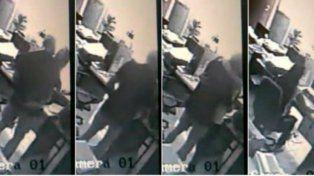 Las imágenes que les costaron el puesto de trabajo al gerente de la cooperativa de Brinkmann.