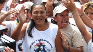 El Grupo de Trabajo de la ONU solicitó la liberación inmediata de Milagro Sala.