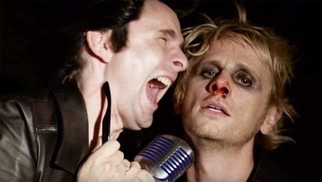 Muse presentó su nuevo videoclip