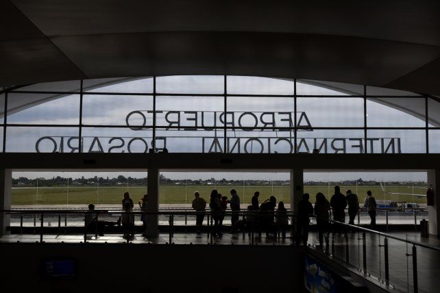 El Aeropuerto Internacional de Fisherton
