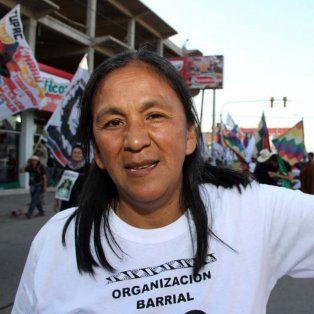 Sin salida. Por su condición de parlamentaria del Mercosur, Sala contaba con fueros que impedían su detención.