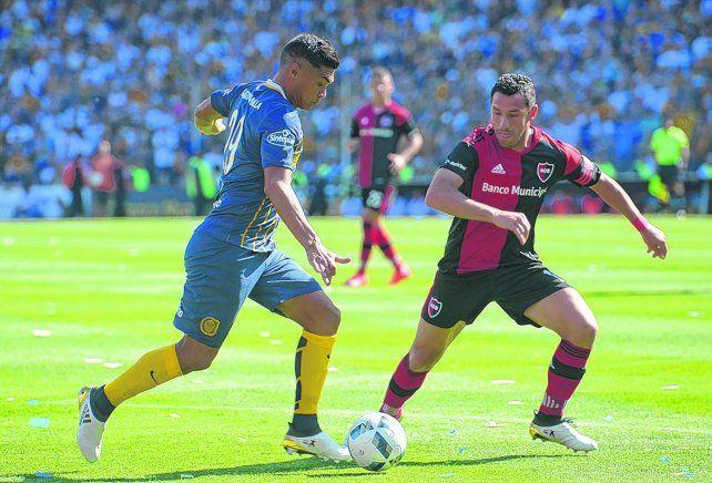 En veremos. Teo Gutiérrez hizo un flojo partido ante Newells. Hoy tendrá revancha contra el Globo.