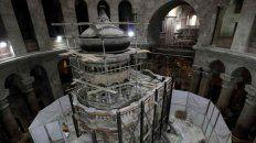 El interior de la basílica vio alterado su ritmo y su fisonomía.